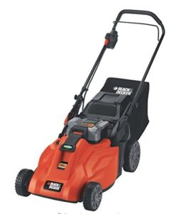 best walk behind lawn mower