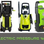 Best Electric Pressure Washer Reviews And Buyers Guide
