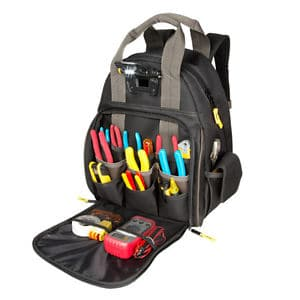 best backpack tool for electricians