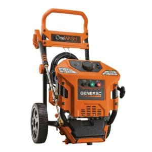 best pressure washer for drive ways