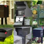 5 Best Secure Locking Mailbox Reviews and Buyers Guide 2018